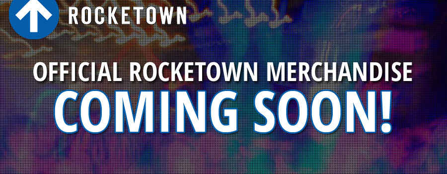 Shop Official Rocketown Merchandise